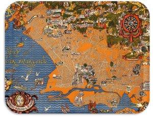 Berkeley, Oakland & Alameda 1930