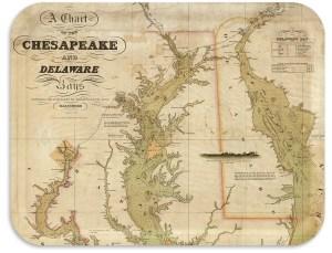 Cheasake Bay 1840