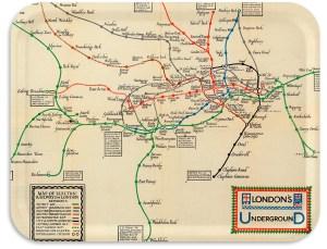 London Underground 1922