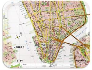 NEW YORK STREET MAP 2015