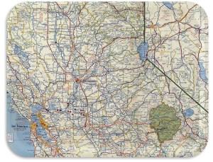 Northern California 1956