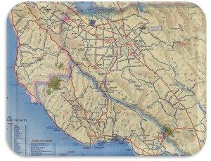 Santa Clara Valley 1956
