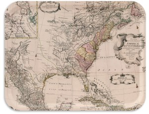 USA East Coast 1753