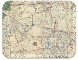Wyoming 1956