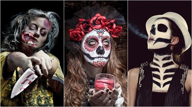 Resultado de imagen de anuncios disfraces halloween 2016