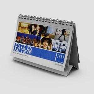 Calendario SL7 19x12 cm