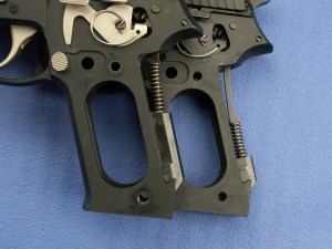 Sig Mainspring differences
