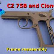 CZ Frame reassembly post image