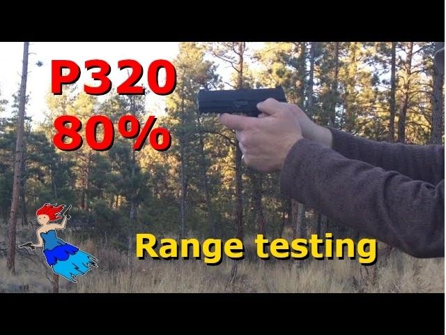 P320 80% Range Testing