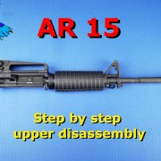 AR 15 Upper Receiver Disassembly Video
