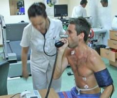 Spirometrija posle trčanja