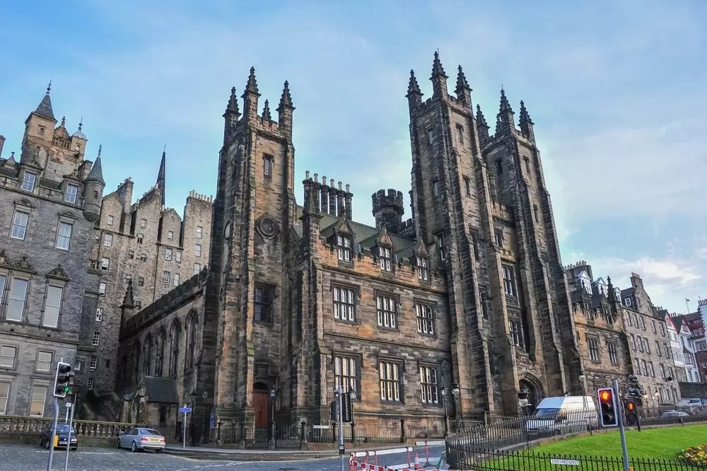 Wyjazdy integracyjne do Edynburga