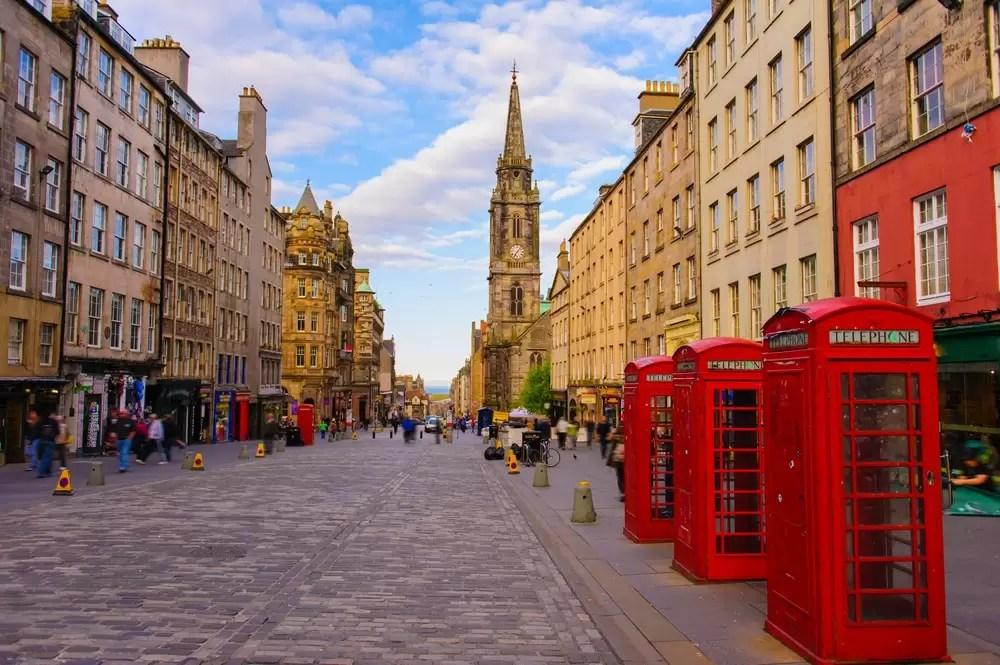 Wyjazd incentive - Edynburg