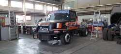 TRC como patrocinadores en vehículos de competición