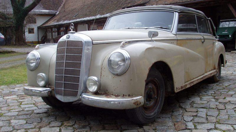 Bedarfsgerechte Leasingkonzepte für Oldtimer in der automobilen Oberklasse