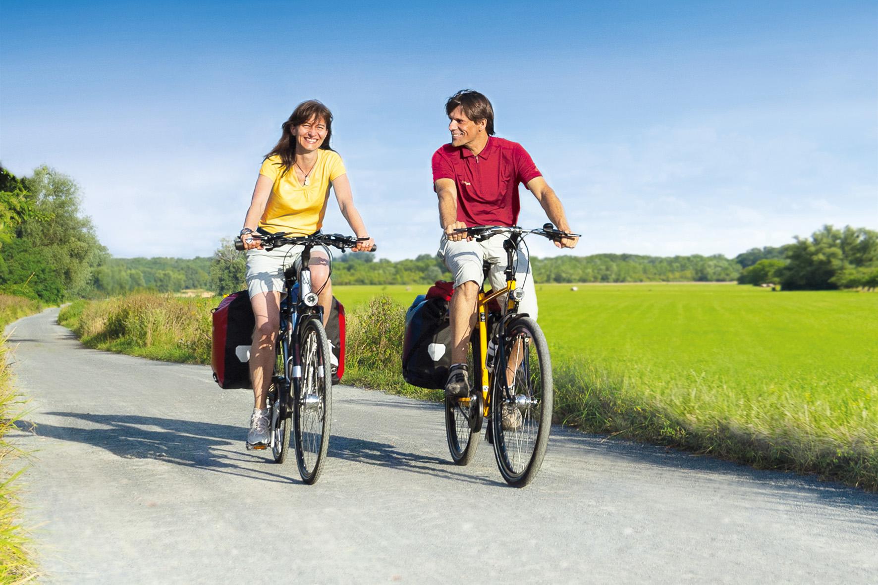 Starke Fahrräder brauchen eine Versicherung
