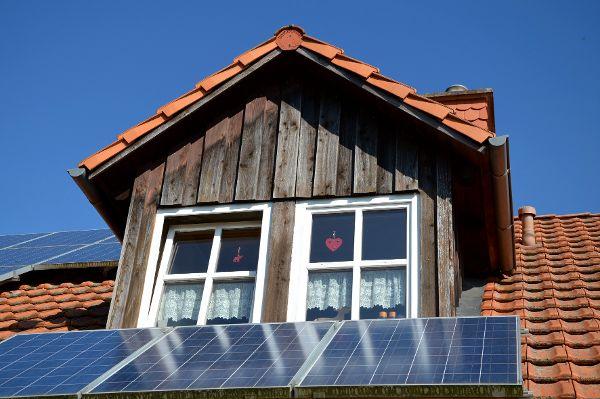 Gedämmte Häuser für die Umwelt und für den Geldbeutel