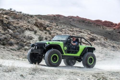 Easter Jeep Safari 2016
