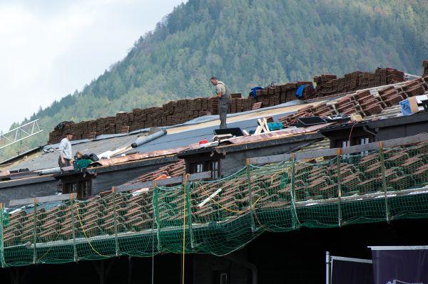 Bei Fahrlässigkeit gibt es von der Gebäudeversicherung keinen Schadenersatz