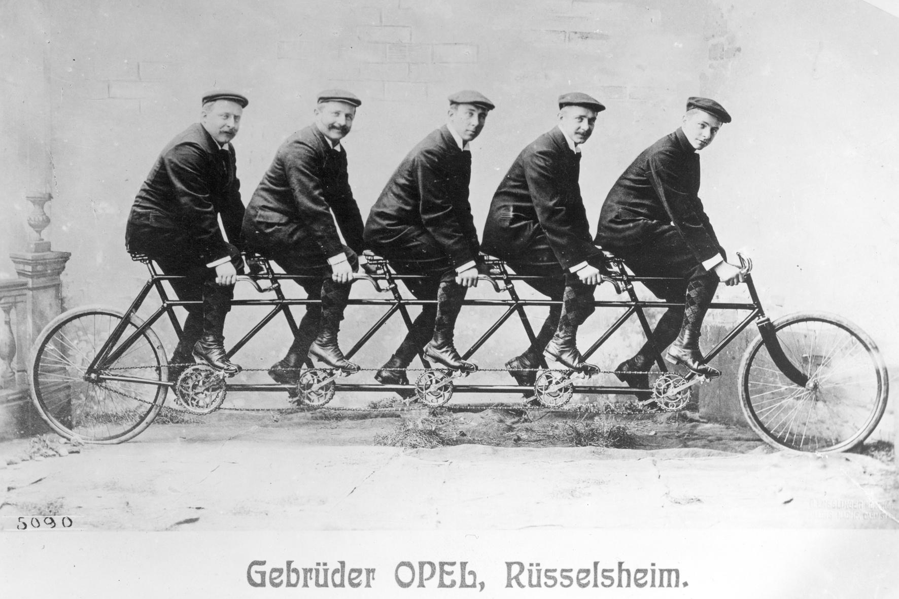 Historische Einblicke in die Fahrradgeschichte