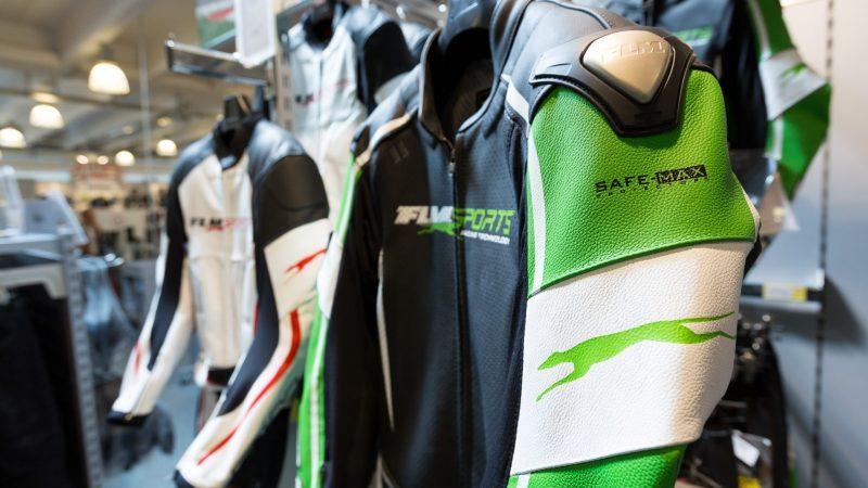 Investitionen in der Motorradzubehörbranche zahlenQuellenangabe: Polo-Motorrad/trd zweirad sich aus