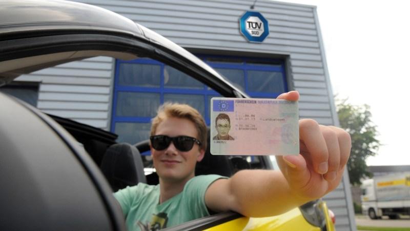 Führerschein weg bei Straftat