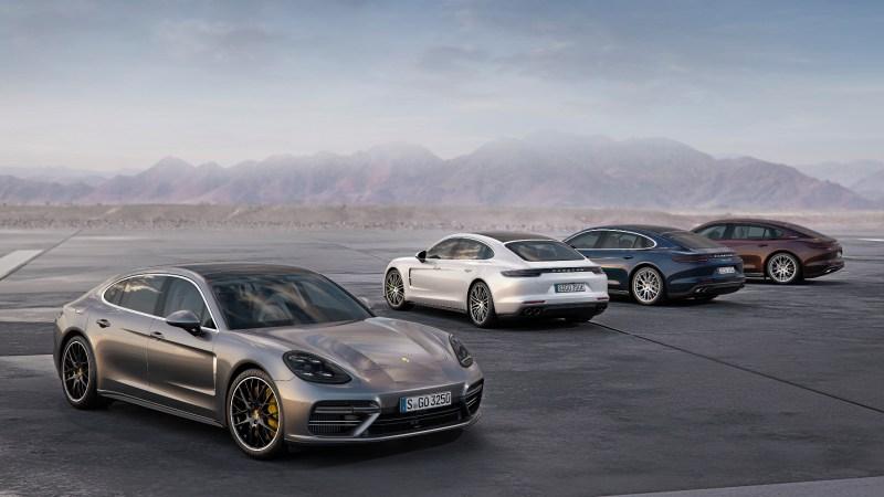 Exklusiver Sportwagen von Porsche Quelle Porsche / TRD mobil