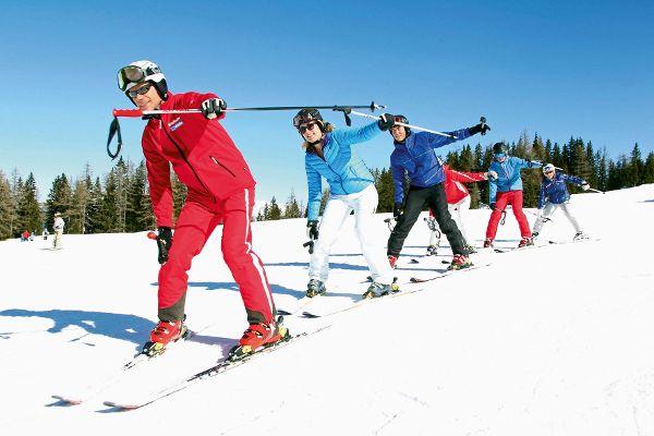 Ski-Kurs: Auf die Bretter, fertig, los!