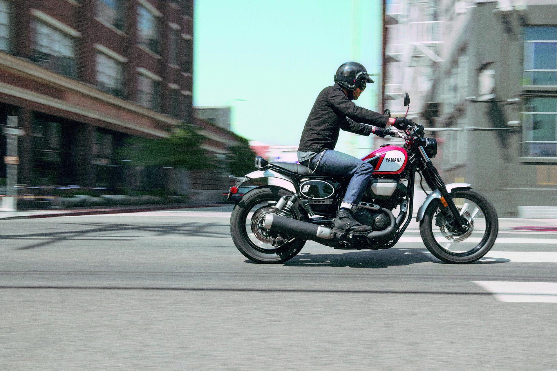 Motorräder – online und leise unterwegs in eine vernetzte Zukunft