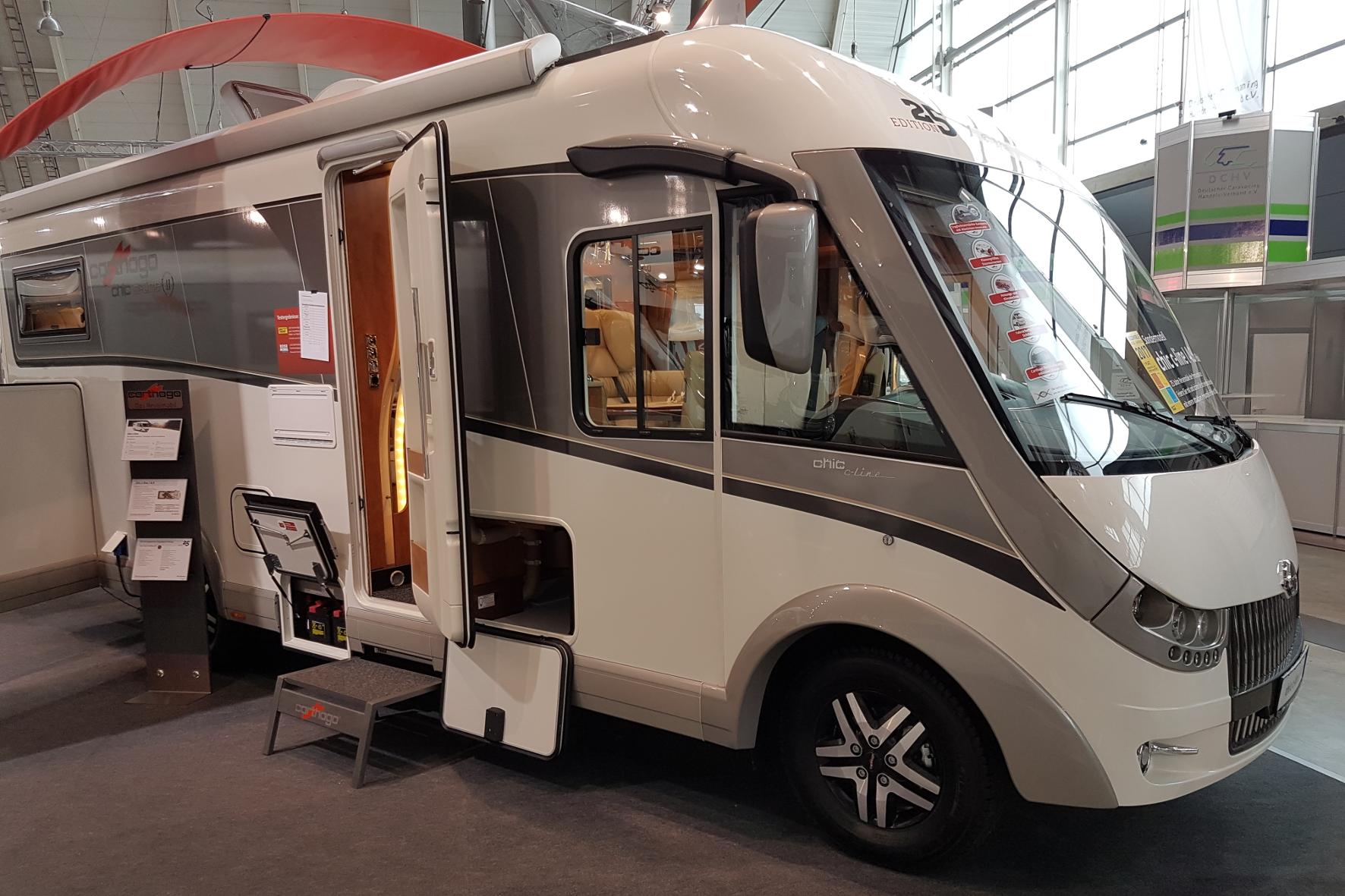 Unterwegs: Mit Reisemobil und Caravan