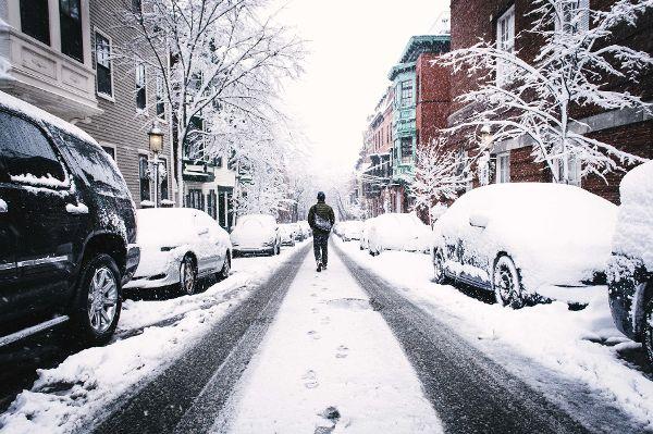 Winterdienst und Räumpflicht
