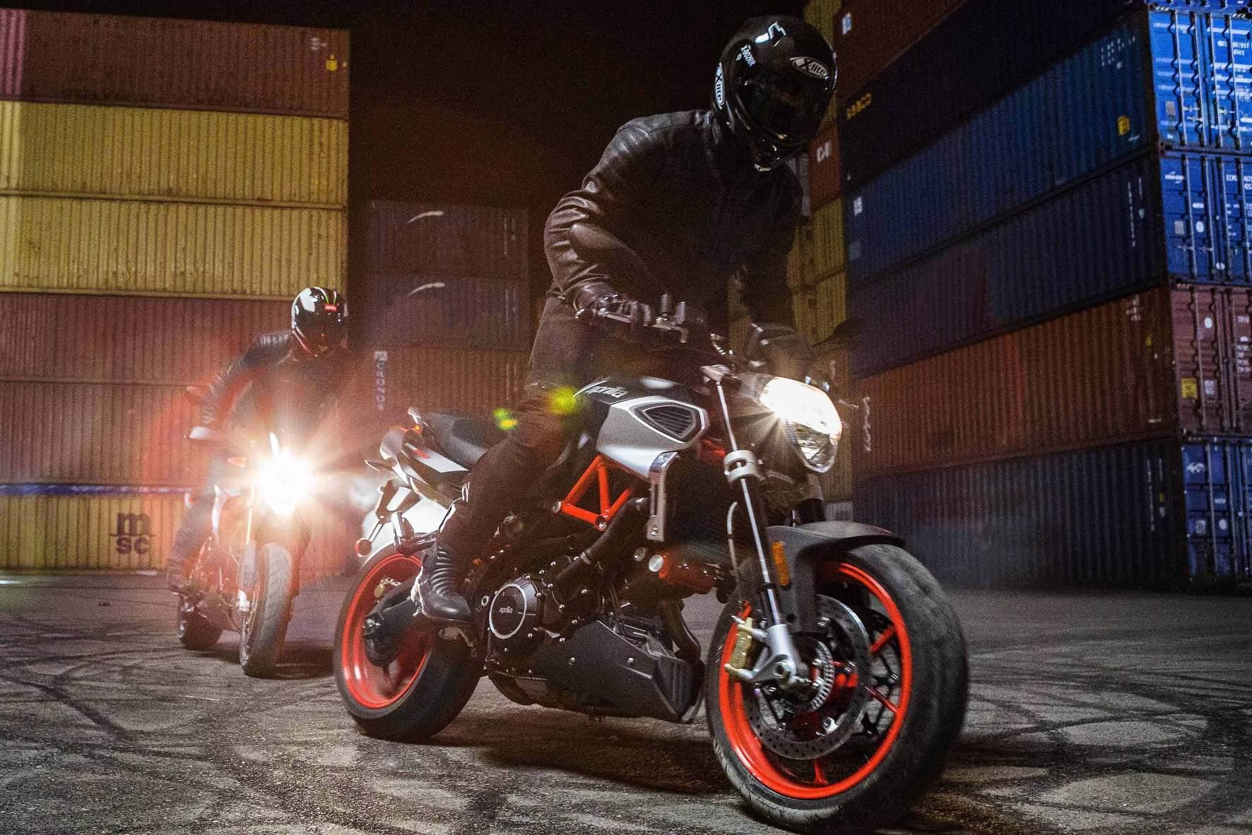 Motorrad-Galerie für Fans