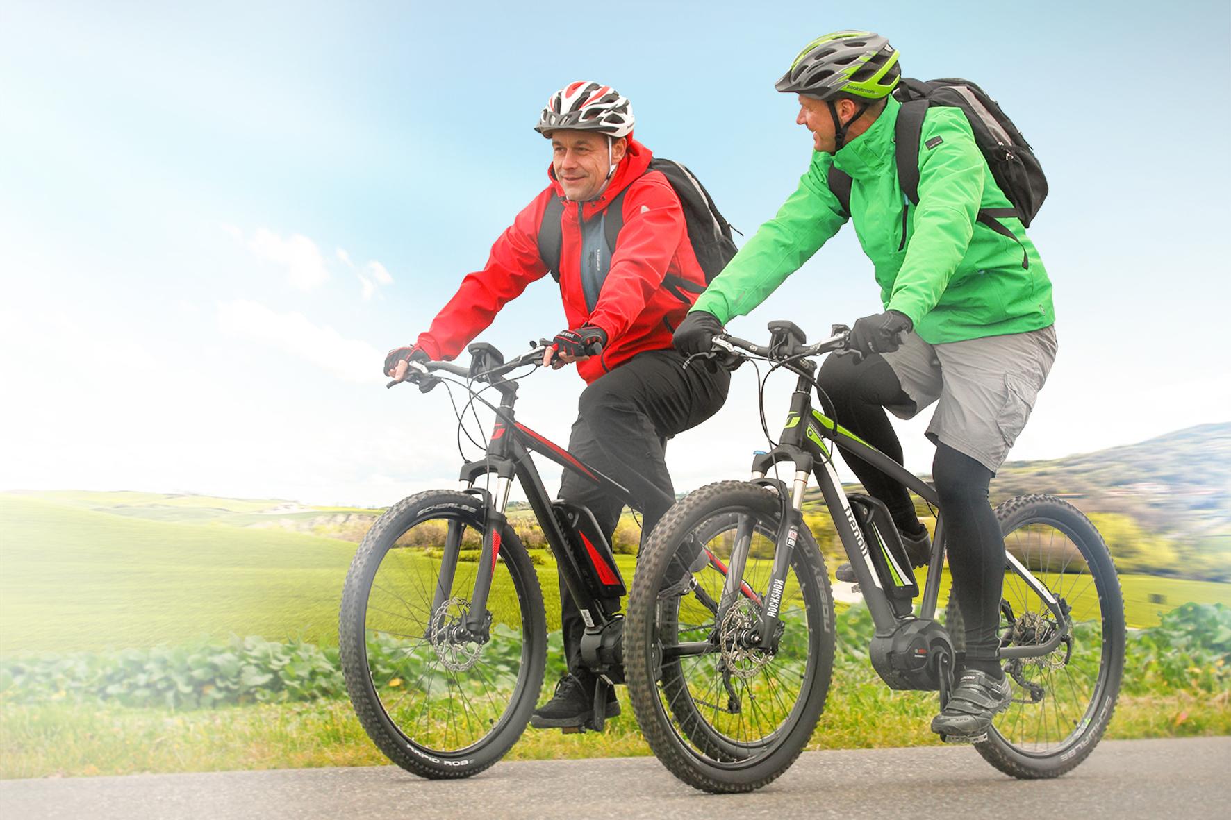 E-Bike-Test: Eine Saison unter Strom