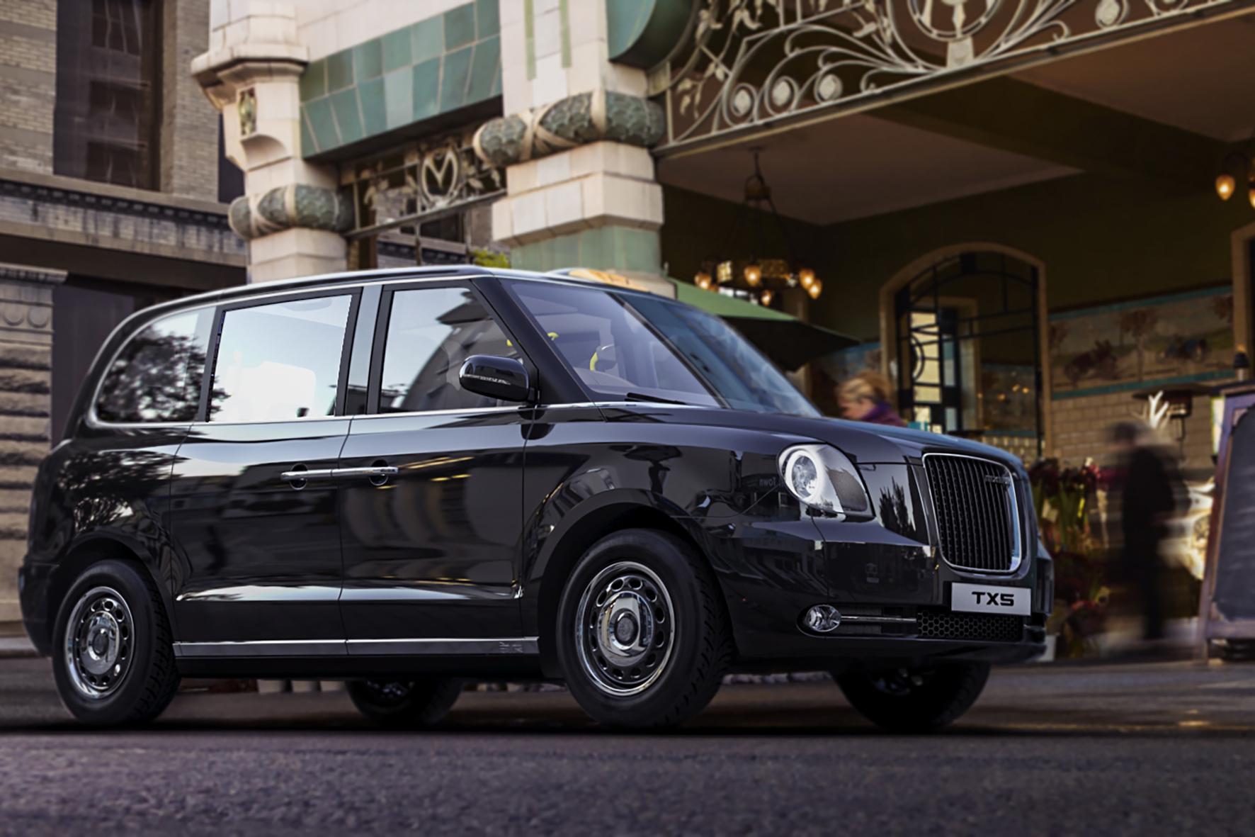 Das kosmopolitische London-Taxi und wie geht es nach dem Brexit weiter?