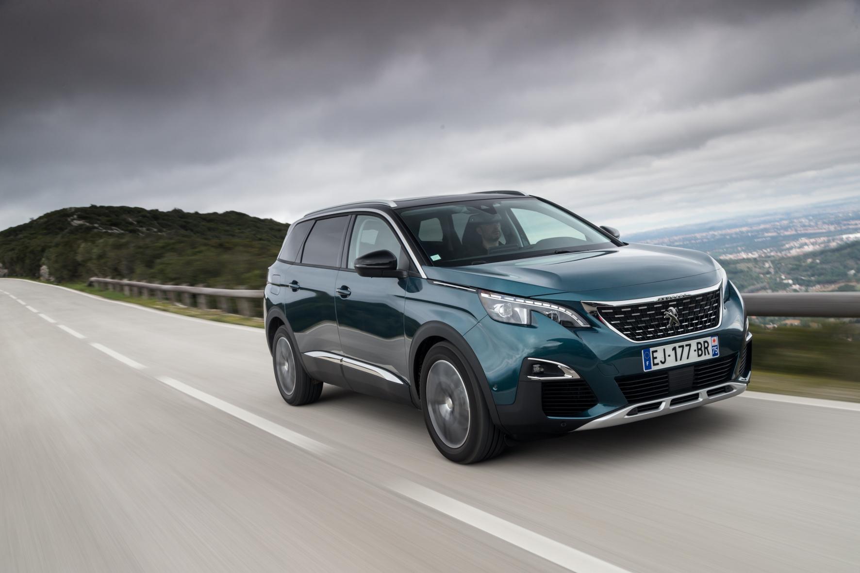 Peugeot 5008: Siebensitzer zum Nachrüsten