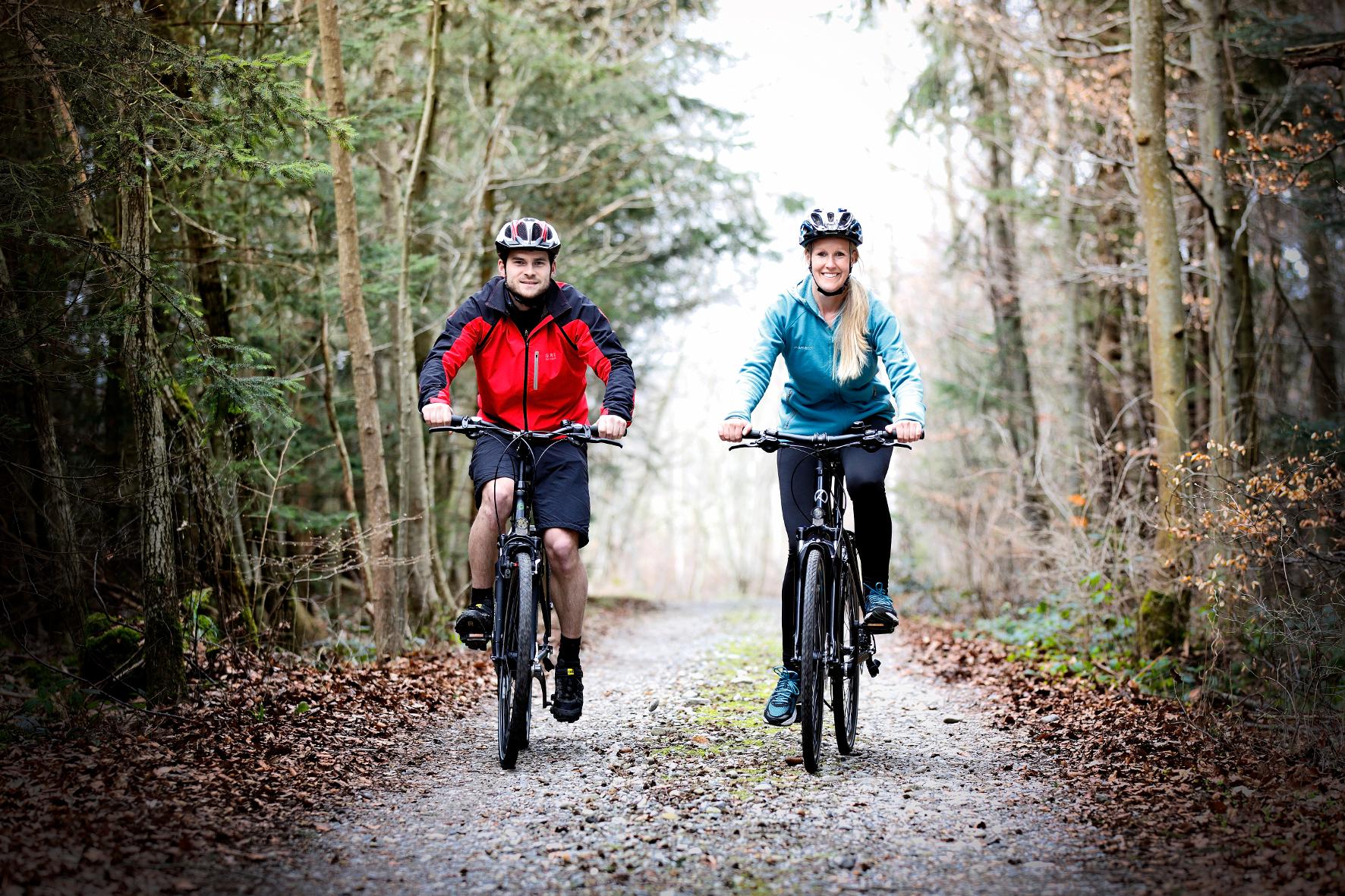 Rahmenbruch beim ADAC-Fahrradtest