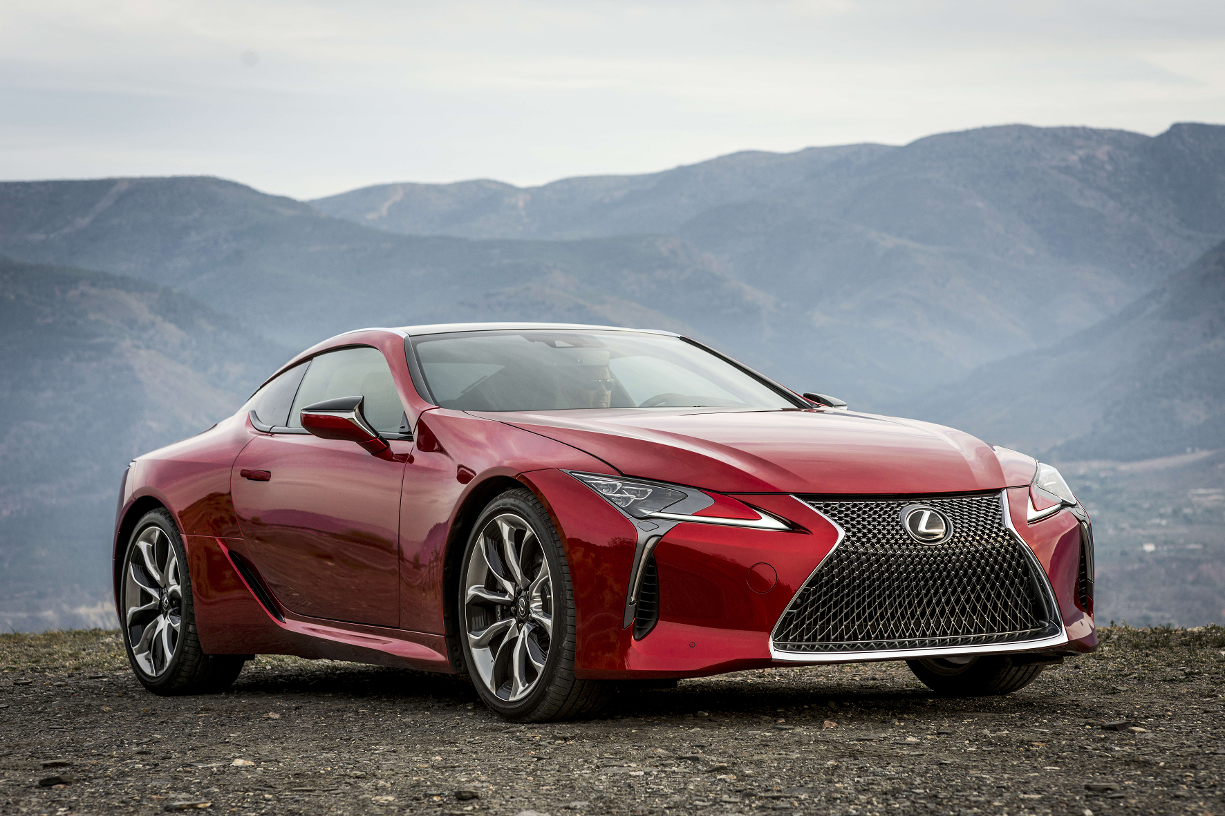 Lexus zu Gast beim UK-Festival of Speed