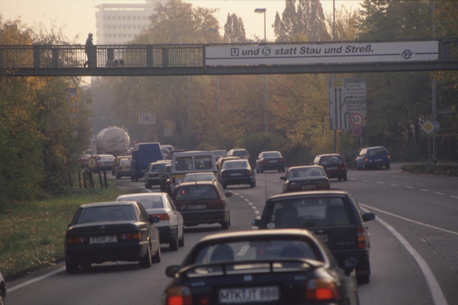Diesel-Fonds zur Verbesserung der Luftqualität in Städten