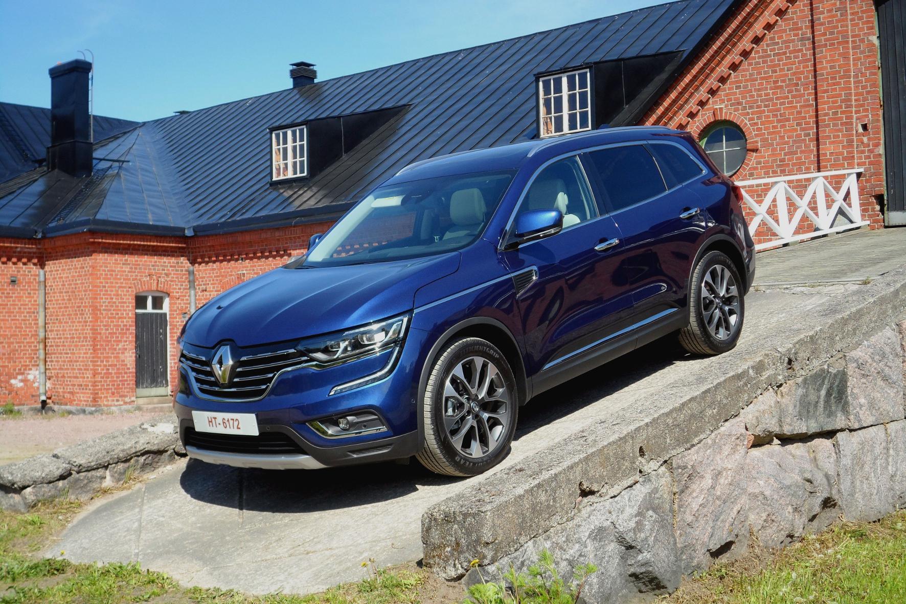 Die zweite Geburt von Renaults Familiengesicht Koleos