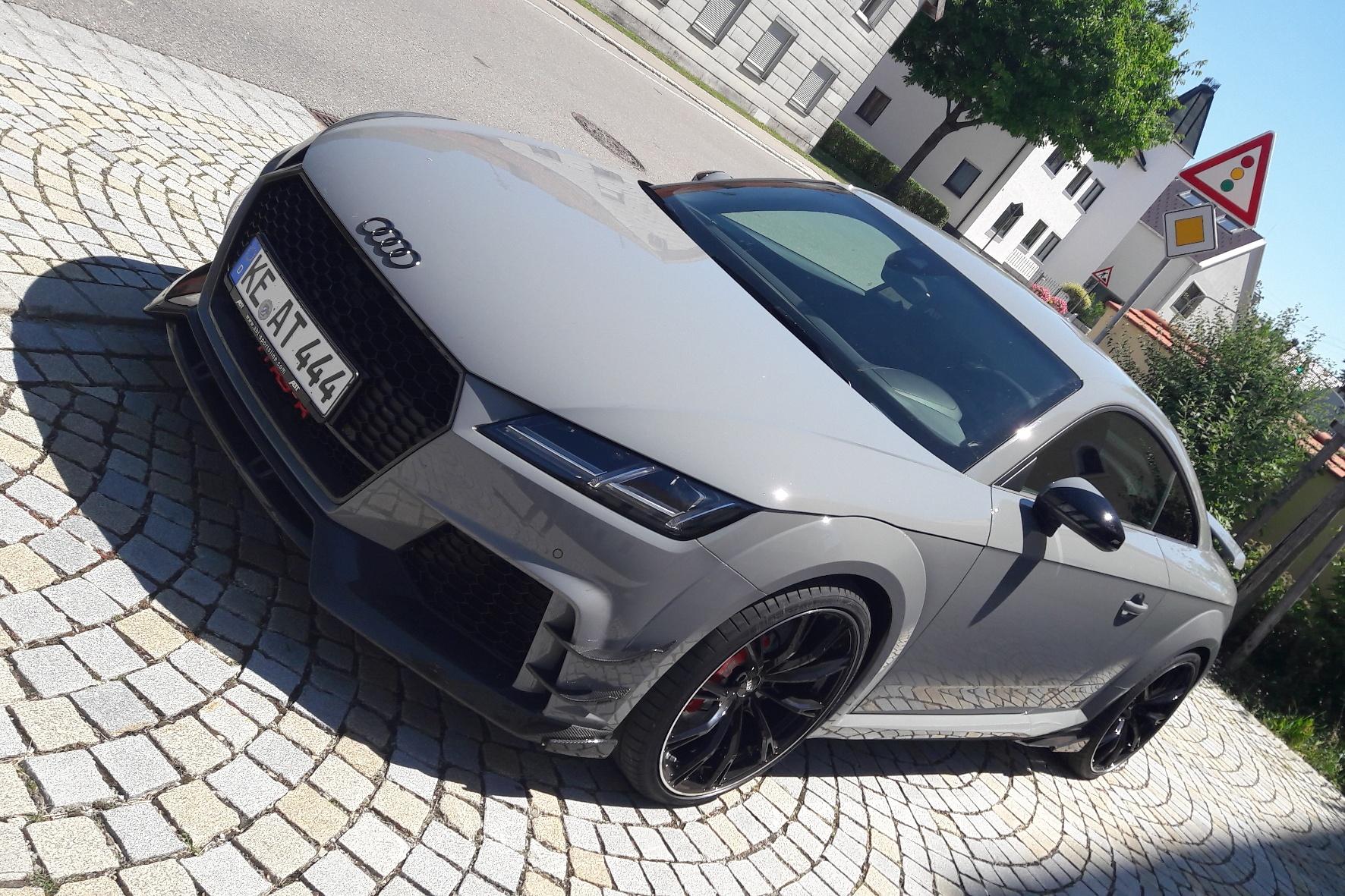 Tuner Abt hat sich den Audi TT RS vorgeknöpft