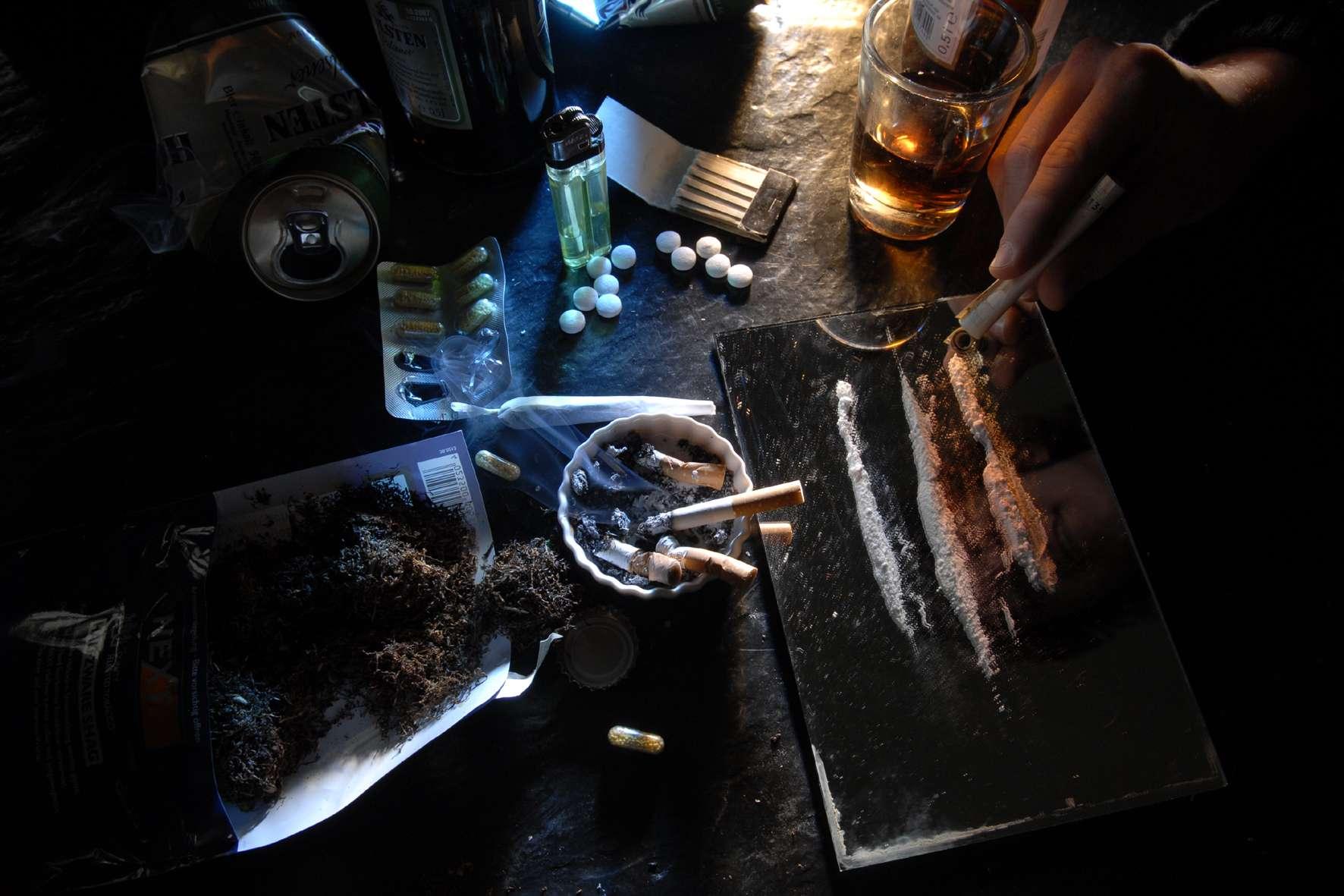 Fahren unter Drogen doppelt strafbar