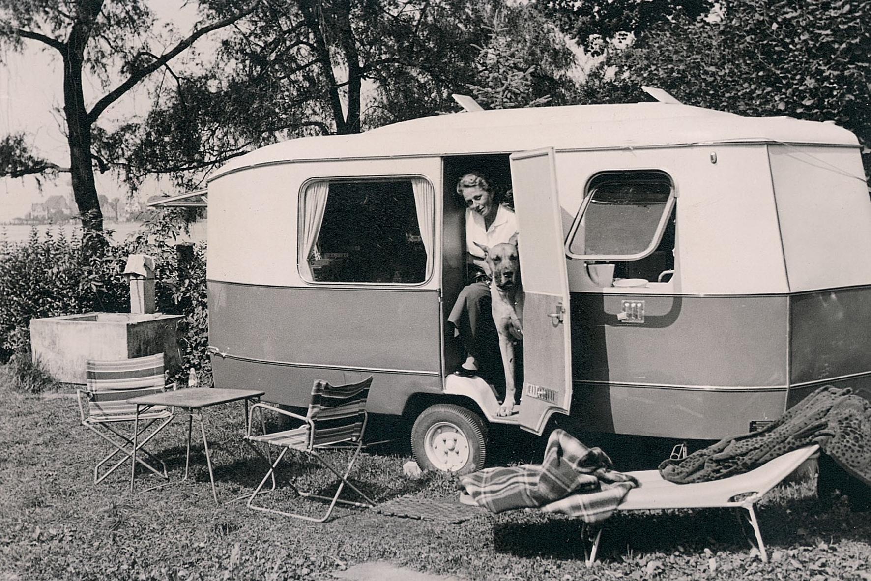 Schwäbische Reisemobile von den Anfängen bis heute