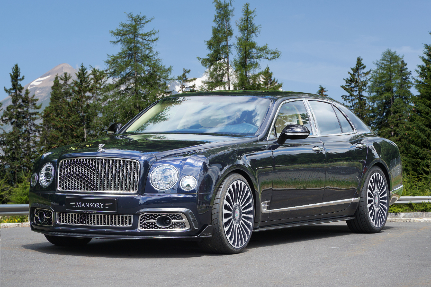 Der Bentley Mulsanne by Mansory