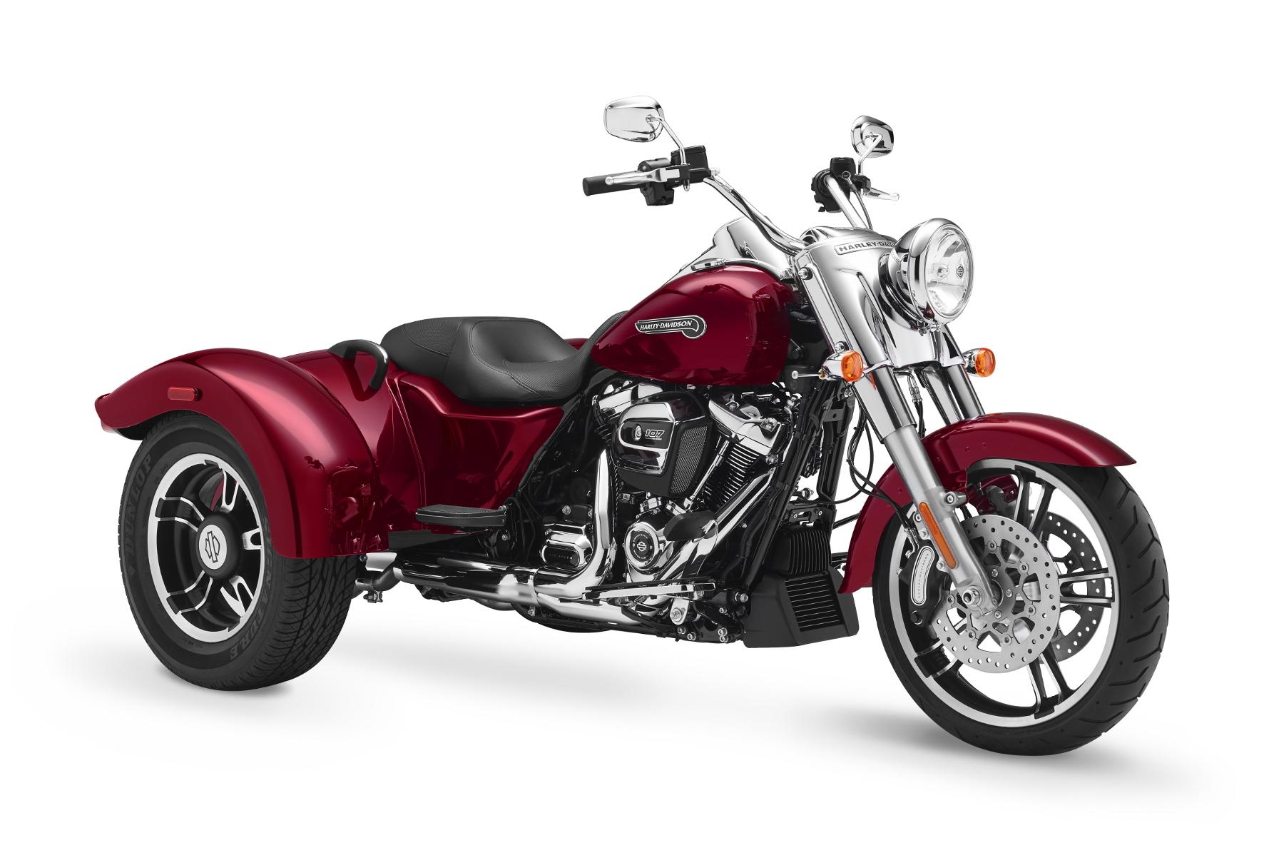 Die Motorradmarke Harley-Davidson ist startklar für die nächste Saison