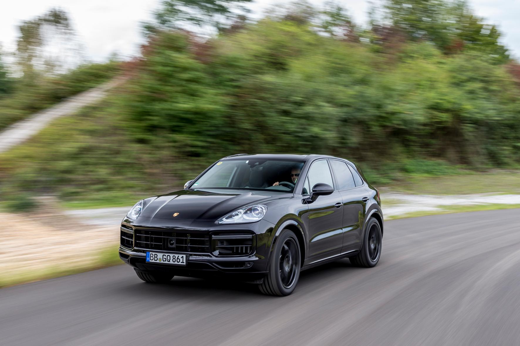 Porsche Cayenne: Schärfer kann ein SUV nicht sein