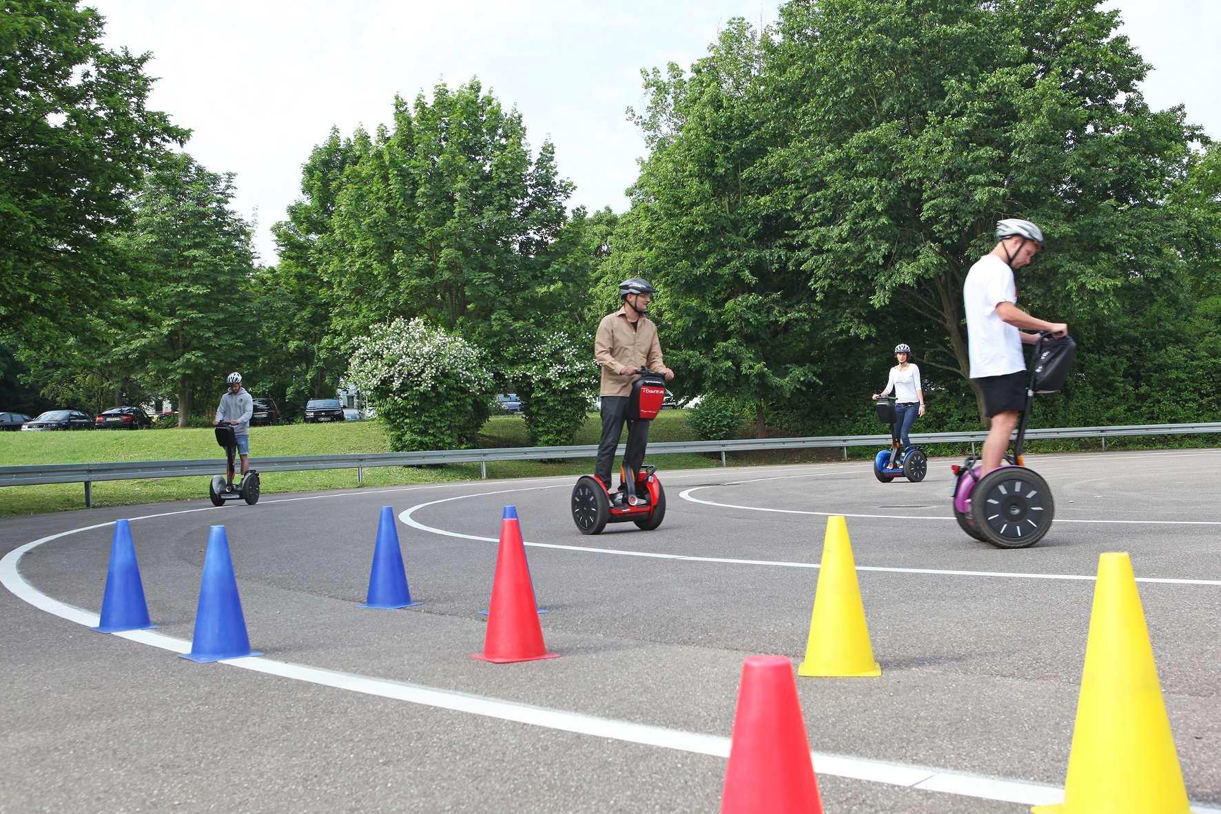 Bieten Segways eine sinnvolle Mobilitätsalternative?