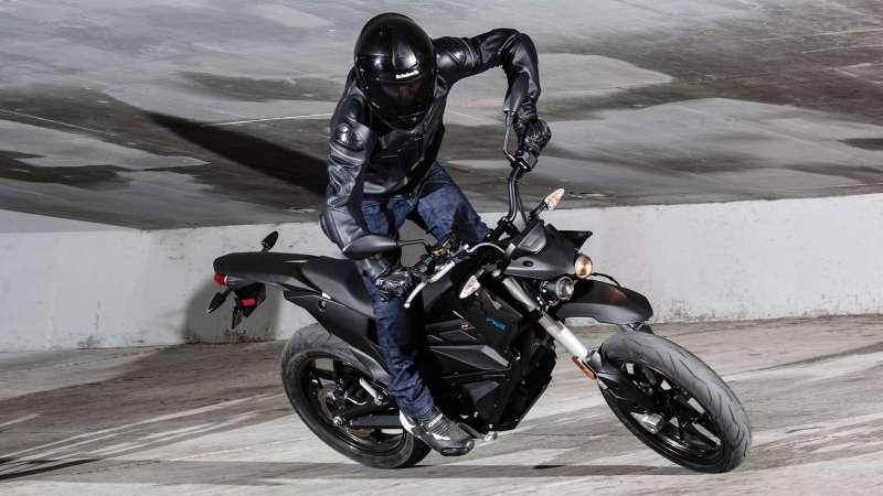 Elektro-Motorräder weiter im Kriechgang