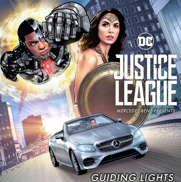 Justice League © Daimler / TRD Auto mobil</strong>