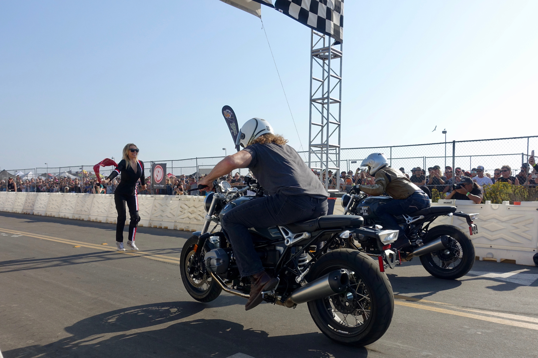 Moto Beach Classic: Grenzenloser Motorrad-Kult im Surf-Paradies