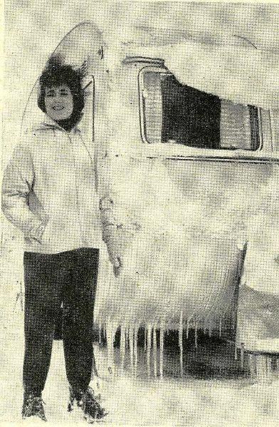 Camping vor 50 Jahren